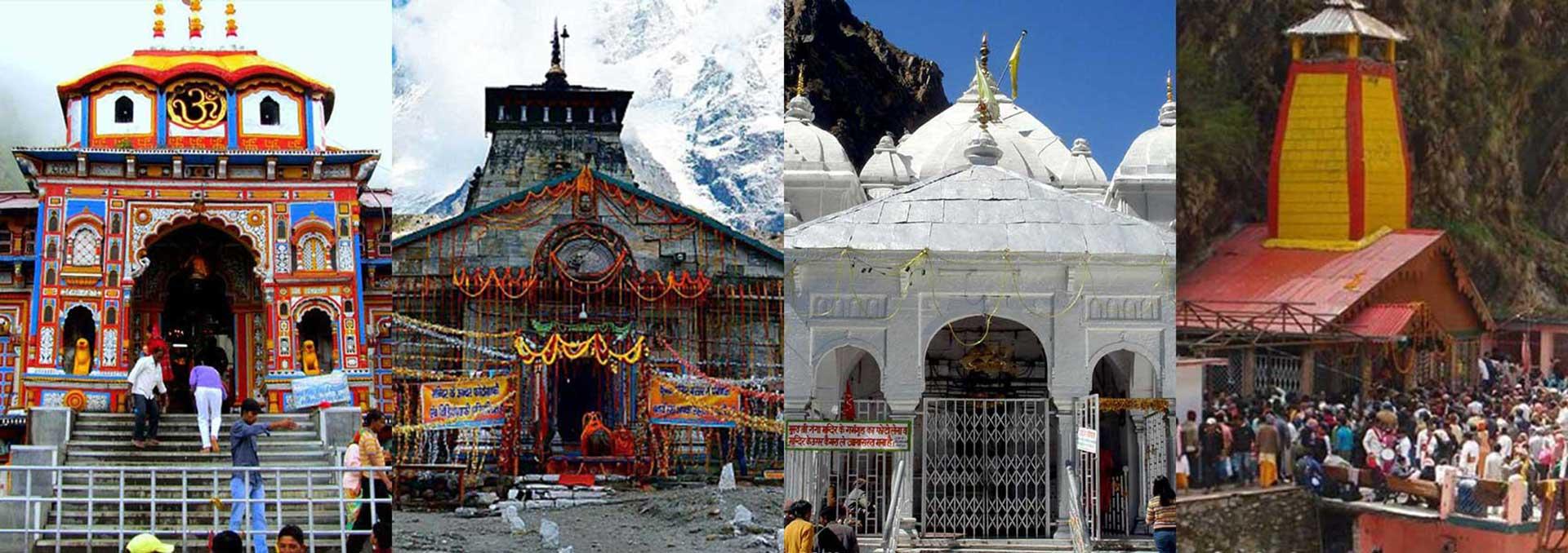Char Dham Yatra, Uttarakhand